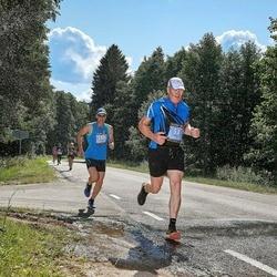 Võsu Südasuve Challenge - Toivo Ivainen (53), ?llar Lillmets (159)