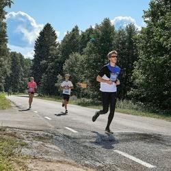 Võsu Südasuve Challenge - Margo Jagant (58), Annika Koitmaa (97), Andre Lomaka (166)
