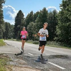 Võsu Südasuve Challenge - Margo Jagant (58), Annika Koitmaa (97)