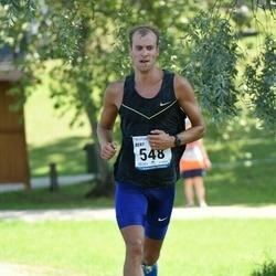 38. jooks ümber Pühajärve - Bert Tippi (548)