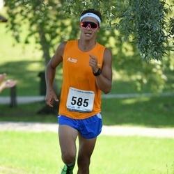 38. jooks ümber Pühajärve - Anders Veerpalu (585)