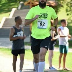 38. jooks ümber Pühajärve - Aleksei Ronkel (92)