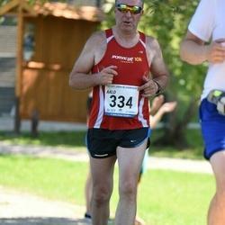38. jooks ümber Pühajärve - Aalo Kukk (334)