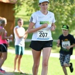 38. jooks ümber Pühajärve - Annika Liiv (207)