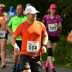 38. jooks ümber Pühajärve - Andre Salumets (514)
