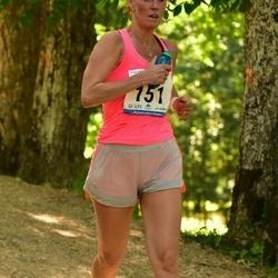38. jooks ümber Pühajärve - Annely Kärema (151)