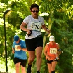 38. jooks ümber Pühajärve - Agnes Siniorg (216)