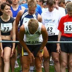 27. Jooks ümber Pühajärve - Martin Meri (62), Anastassija Taar (77), Raido Ränkel (730)