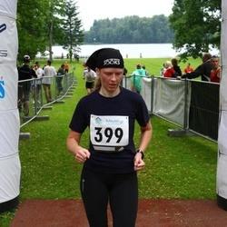 27. Jooks ümber Pühajärve - Agnes Männik (399)