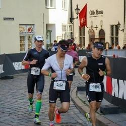 IRONMAN Tallinn - Yawei Chen (242), Adil Nuralin (460), Peter Openshaw (853)