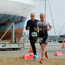 Škoda Laagri 4:18:4 Tallinn - Paula-Brit Siimar (59), Martin Sagaja (144)