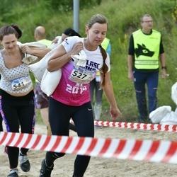 Vägilase jooks Lähte - Anna Kelder (527), Leaana Helmoja (541)
