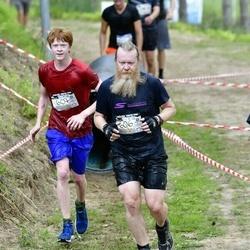 Vägilase jooks Lähte - Robert Tiismus (606), Holger Tiismus (607)