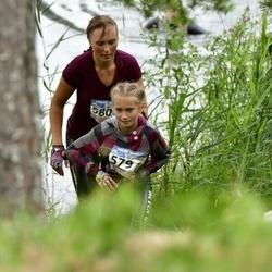 Vägilase jooks Lähte - Ester Udam (579), Kirke Lisete Udam (580)