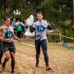 Vägilase jooks Lähte - Aare Reimus (14), Allar Pähn (74)