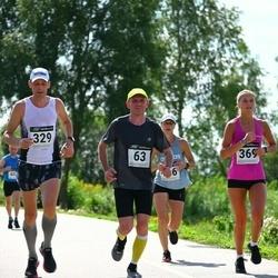 Skechers Suvejooks - Kuno Oja (63), Elin Ilves (126), Ago Kärema (329), Britta Kasela (369)