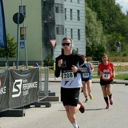 Skechers Suvejooks - Inge Roose (47), Andre Maisväli (208), Ulvi Lond (300)