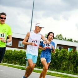Peetri Jooks 2019 - Anna Solomko (494), Roman Solomko (617)
