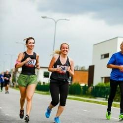 Peetri Jooks 2019 - Aleksandra Papunova (556), Anastassia Ratsõborskaja (557)