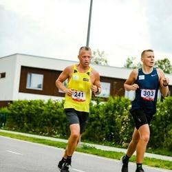 Peetri Jooks 2019 - Ando Hermsalu (241), Marko Tutt (303)