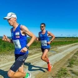 47. jooks ümber Ülemiste järve - Karel Hussar (429)