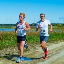 47. jooks ümber Ülemiste järve - Siim Susi (8), Karl-Rauno Miljand (218)