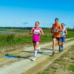 47. jooks ümber Ülemiste järve - Ilja Dzjuba (14), Daana Suun-Jantson (666)