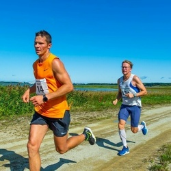 47. jooks ümber Ülemiste järve - Ilja Dzjuba (14), Ulf Rosen (634)