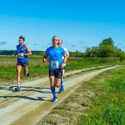 47. jooks ümber Ülemiste järve - Tarmo Kaisla (20), Ahto Tatter (225)