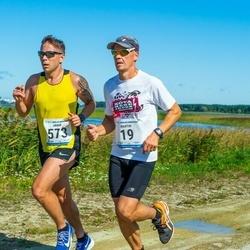 47. jooks ümber Ülemiste järve - Martin Sagaja (19), Janar Novitski (573)