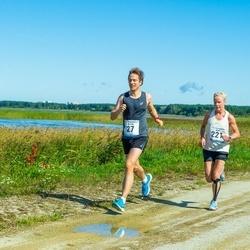 47. jooks ümber Ülemiste järve - Hektor Uustalo (27), Maie Kuusik (221)