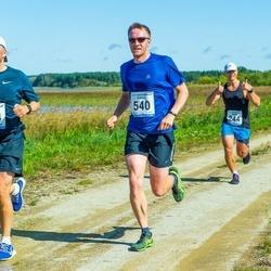 47. jooks ümber Ülemiste järve - Ranno Maripuu (540), Rainer Tops (684)
