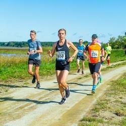 47. jooks ümber Ülemiste järve - Andero Arak (226), Bret Schär (650)