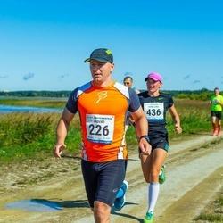 47. jooks ümber Ülemiste järve - Andero Arak (226)