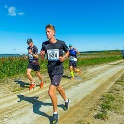47. jooks ümber Ülemiste järve - Siim Saar (245), Jarmo Randmäe (624)
