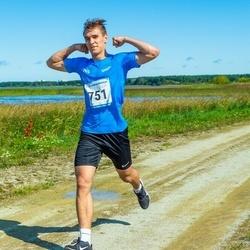 47. jooks ümber Ülemiste järve - Anton Korotkov* (751)