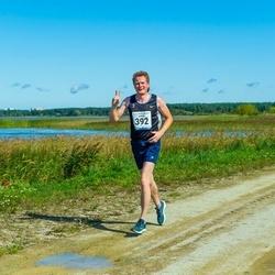 47. jooks ümber Ülemiste järve - Sergei Benes (392)