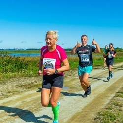 47. jooks ümber Ülemiste järve - Merike Muru (251), Martin Palm (590)