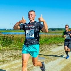 47. jooks ümber Ülemiste järve - Martin Palm (590)
