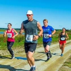 47. jooks ümber Ülemiste järve - Tõnu Elismäe (43), Ivar Lustverk (61), Maret Müür (157)