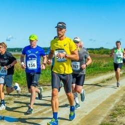 47. jooks ümber Ülemiste järve - Heiki Roomet (156), Richard Kaup (459), Janek Oblikas (577)