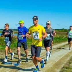 47. jooks ümber Ülemiste järve - Heiki Roomet (156), Richard Kaup (459), Janek Oblikas (577), Eddi Joost (763)