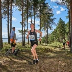 47. jooks ümber Ülemiste järve - Bret Schär (650)