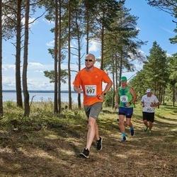 47. jooks ümber Ülemiste järve - Raivo Meitus (70), Hendrik Vaaks (697)