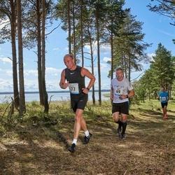 47. jooks ümber Ülemiste järve - Tanel Vahtra (69), Tanel Veeleid (77)