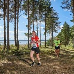 47. jooks ümber Ülemiste järve - Maarika Laks (502)