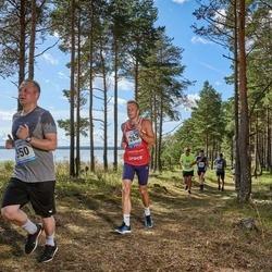 47. jooks ümber Ülemiste järve - Kaarel Kais (263), Mikk Miländer (550)