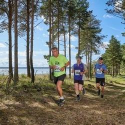 47. jooks ümber Ülemiste järve - Allan Anniste (383), Aivar Kuusmik (494), Ronald Stimmer (663)