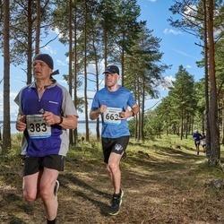 47. jooks ümber Ülemiste järve - Allan Anniste (383), Ronald Stimmer (663)