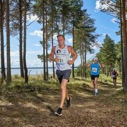 47. jooks ümber Ülemiste järve - Ivo Vahtramäe (31), Rain Hallimäe (413)